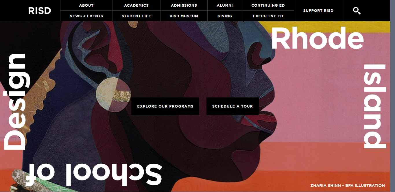 Screenshot 2018 08 16 RISD - The Best 8 Graphic Design Schools to Get a Degree In
